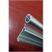 Quality Customized 6000 Series Aluminium Window Construction Curtain Tubing Anodizing Surface for sale