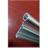 Buy cheap Customized 6000 Series Aluminium Window Construction Curtain Tubing Anodizing from wholesalers