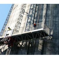 Frequency Drive Mast Climbing Work Platform Safety Single & Twin Tower