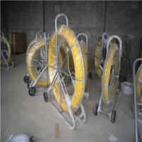 Quality fiberglass cable duct rodders, conduit duct rod, cable push puller for sale