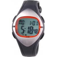 China Black Pulse Rate Wrist Watch Heart Rate Monitor Watches For Men on sale