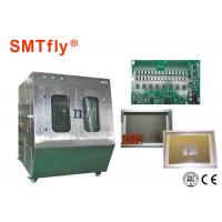 China Double Liquid Tank Ultrasonic Pcb Cleaner , Circuit Board Cleaning Equipment SMTfly-8150 on sale