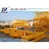 Adjustable Steel Split L68B2 Tower Crane Structural Parts Mast Section for sale