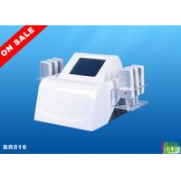 promotion 48 Diodes Portable Lipo Laser Slimming Machine Weight Loss Device , BR516