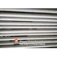 Quality Stainless steel seamless tube ASTM A269 TP304 TP304L TP316L SUS316L 1.4404 6M, boiler heat exchanger tube for sale