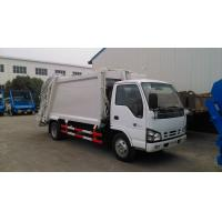 Quality ISUZU garbage compactor truck for sale