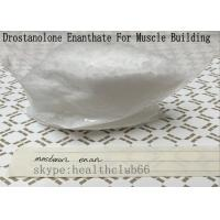 Quality Masteron Enanthate Bulking Cycle Drostanolone Steroid Drostanolone Enanthate For Muscle Building for sale