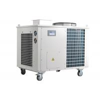 R410A Refrigerant Portable Mini Air Cooler Three Ducts Against Walls On 3 Sides for sale