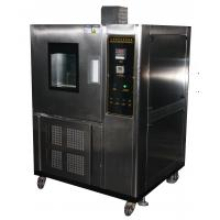 Quality ASTM D 1790 Low Temperature Test Chamber Flexing Tester for Leather Cold Insulation Test for sale