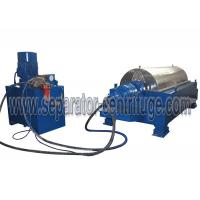 Quality Model PDC Decanter Separating Machine Crude Oil Centrifuge For Sunflower Oil for sale