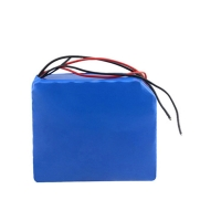Quality 24V Rechargeable 24Ah 18650 Li Battery Pack For LED Equipment for sale