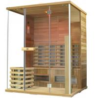 Quality Conventional Far Infrared Sauna Cabin for sale