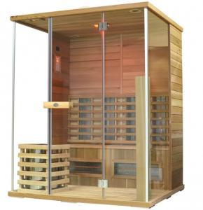 Quality Full Spectrum Far Infrared Sauna Cabin for sale