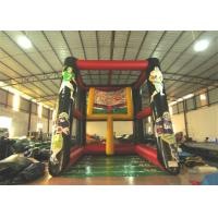Quality High inflatable rugby ball sport game competitive inflatable ball sport game for sale for sale