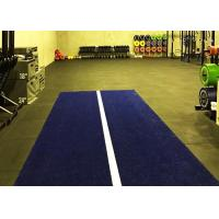 20 Mm Gym Artificial Turf For Training Indoor Gym Turf With PE Curled Yarn