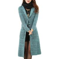 Buy cheap Melange Cable Knit Womens Long Cardigans Women'S Button Front Cardigan Sweaters from wholesalers
