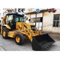 Quality Backhoe Loader Heavy Construction Equipment SAM388 More Than 5 Years Warranty for sale