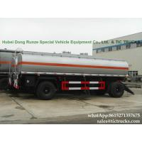 Quality Manufactures high quality fuel tankers Pup Trailer  25000L Fuel Tank Full Trailer for sale WhatsApp:8615271357675 for sale