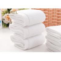 Quality Economic And Reliable Hotel Face Towel , Egyptian Cotton Washcloths for sale
