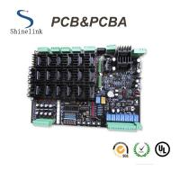 Quality Circuit board turnkey pcb assembly , electronic pcba board assembly for sale
