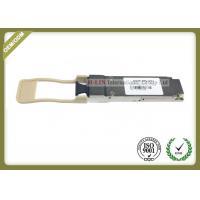 China 100G BASE - SR4 SFP Fiber Module , SFP Optical Transceiver MMF MPO Connector for sale
