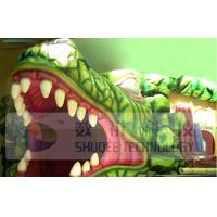 Quality Dinosaur Box 5D Cinema Equipment Indoor / Outdoor Large Amusement Center for sale