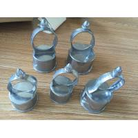 China Residential Chain Link Accessories Zinc - Coating Aluminum Post Cap Loop Cap on sale