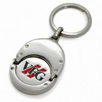 Quality Coin Holder for Euro 1, Comes in Nickel Shine Finishing, with Soft Enamel for sale