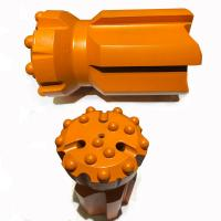 China Standard Button Drill Bit 115mm T51 For Hard Rock Formation Drilling on sale