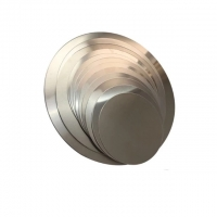 Buy cheap 1050 1060 1100 3003 H24 H32 Aluminium Circle Plate 2mm For Cookwares And Lights from wholesalers