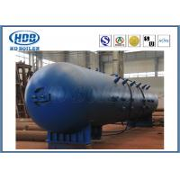 China High Temperature Gas Hot Water Boiler Steam Drum For Power Station CFB Boiler on sale