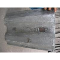 Buy High Cr Cast Iron White Iron Casting Mill Liners , Metal Casting Liners at wholesale prices