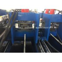 China Cold Rolled Strip Cantilever Cable Tray Roll Forming Machine With Punching System on sale