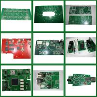 Quality FR4  FR-1 FR-2 4 layer rigid pcb board for electronics 0.5 to 3.0 oz for sale