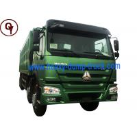 China low price 40 ton Howo 10 tires volume sand tipper dump truck 6x4