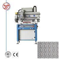 China Semi automatic Flatbed Screen Printer for PCB on sale