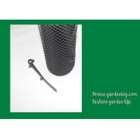 Buy Durable Garden Plant Accessories , Black Gutter Guard Mesh 0.16 X 6m at wholesale prices