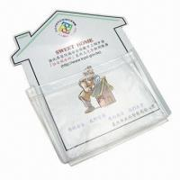 Quality Magnetic PVC Bag, House, Die-cut for sale