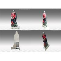 Quality Paper Totem Display Standee / Advertising cardboard standups for sale