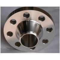Quality Slip on Steel Pipe Flange / DIN Norm Welding Neck Flange With PN 2.5 / PN 6 Pressure for sale