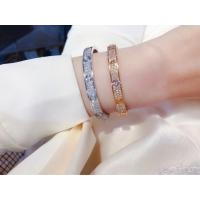 China 18K Gold Cartier Diamond Paved Love Bracelet For Young Women / Ladies / Girls on sale