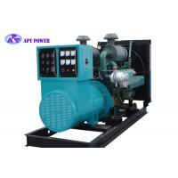 Quality Commercial 50HZ Water Cooled 350kW Diesel Generator Set with Cummins Engine for sale