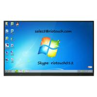 Quality 75 Inch black All-in-One FHD LED Milti-Function Touch Display for sale