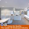 wood glasses optical shop decoration display/optical shop interior design for sale