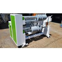 Quality 1100 Mm Paper Slitting Machine , Paper Roll Slitting & Rewinding Machine for sale