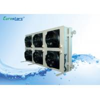 Quality Industrial Tube And Shell Heat Exchanger Unit Air Cooling Dry Cooler for sale
