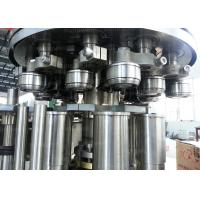 Quality can filling line and seaming carbonated beverage beer, CSD 40 heads Aluminum Can Filling Machine for sale
