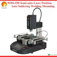 Quality ISO, CE certificate BGA rework station for game consoles automatic pcb board repair equipment for sale
