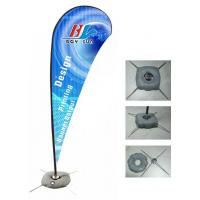 Quality 3.3meters Beach Flag / Flag Banner (BS-P101) for sale
