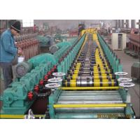 Quality Galvanized Carriage Board Sheet Roll Forming Machine 8.5mx1.4mx1.4m Dimention for sale